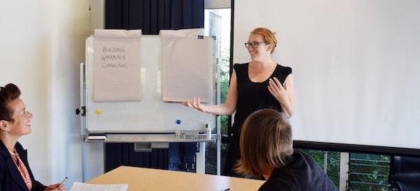 Workshop with Trish Everett